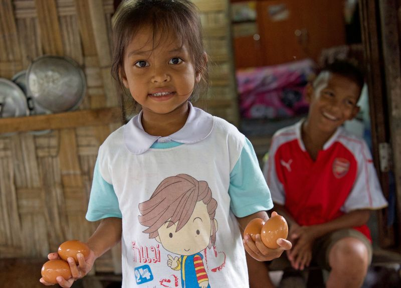 Egg a Day - Holt International Gifts of Hope