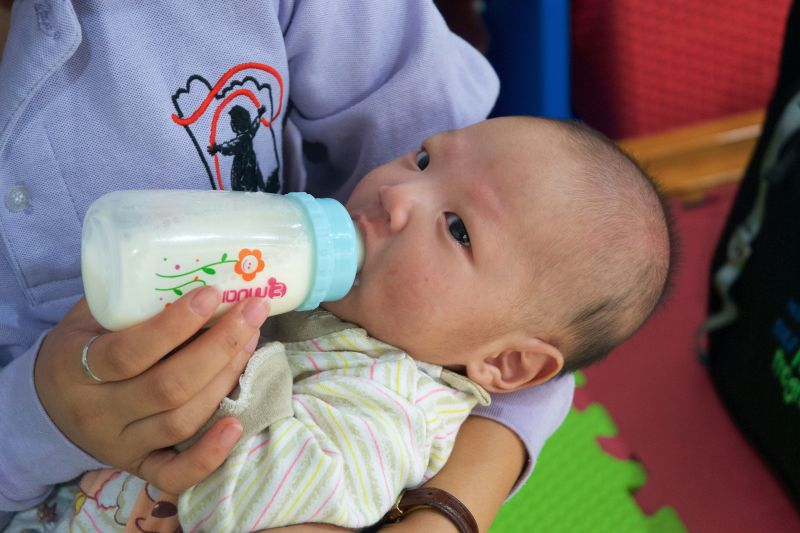 Formula for Infants - Holt International Gifts of Hope