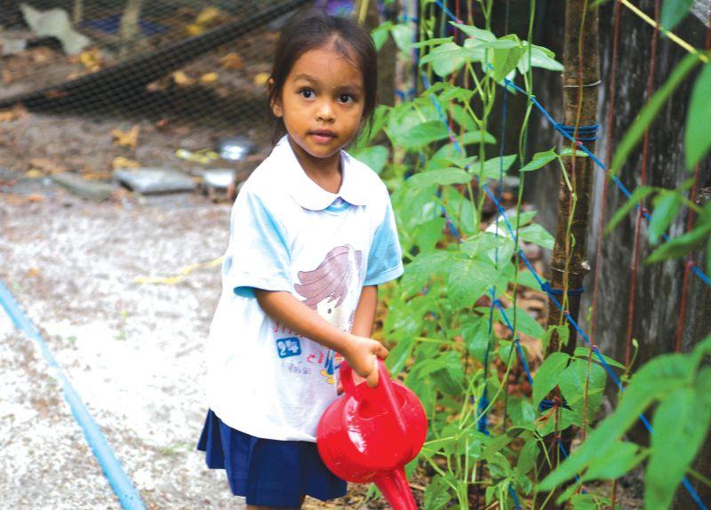 Garden, Tools & Training - Holt International Gifts of Hope