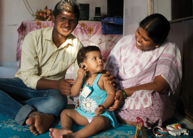 The Gift of Hearing Share - Holt International Gifts of Hope