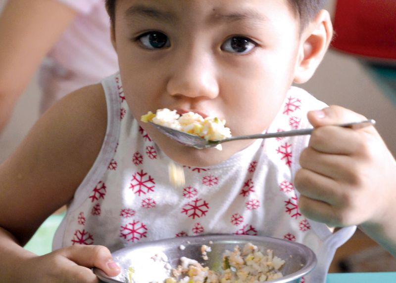 Lifesaving Food - Holt International Gifts of Hope