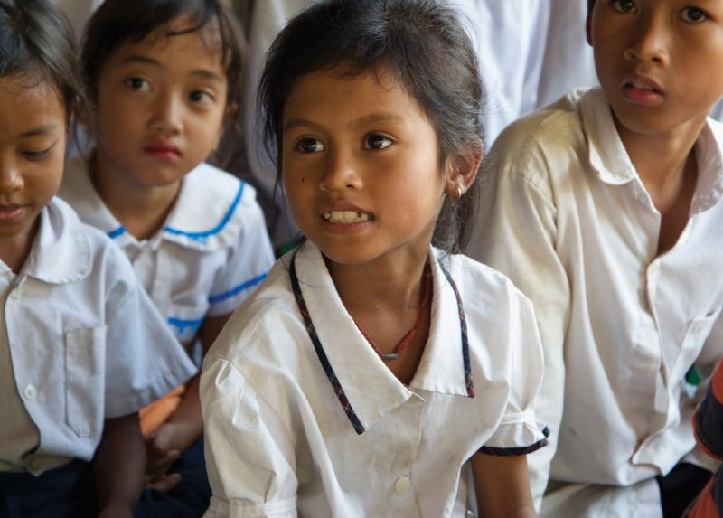 One-Year Scholarship - Holt International Gifts of Hope