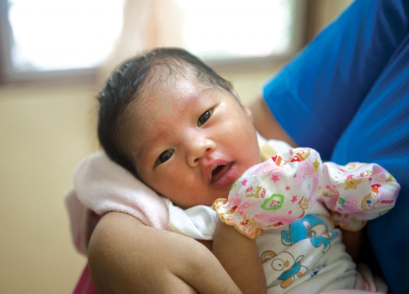 Give a Share of Pregnancy Health Care - Holt International Gifts of Hope