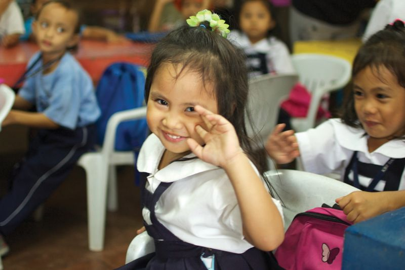 Daycare & Preschool - Holt International Gifts of Hope