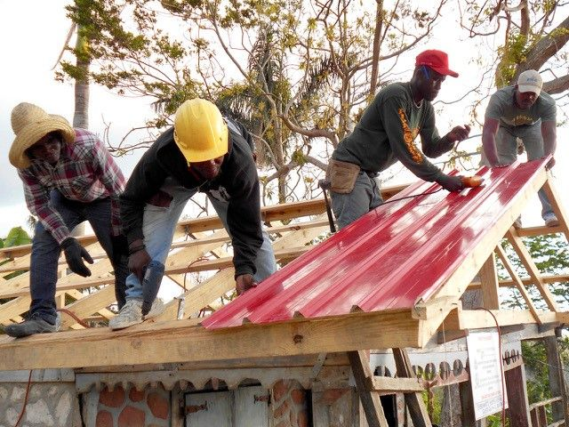 Roof & Home Repairs - Holt International Gifts of Hope