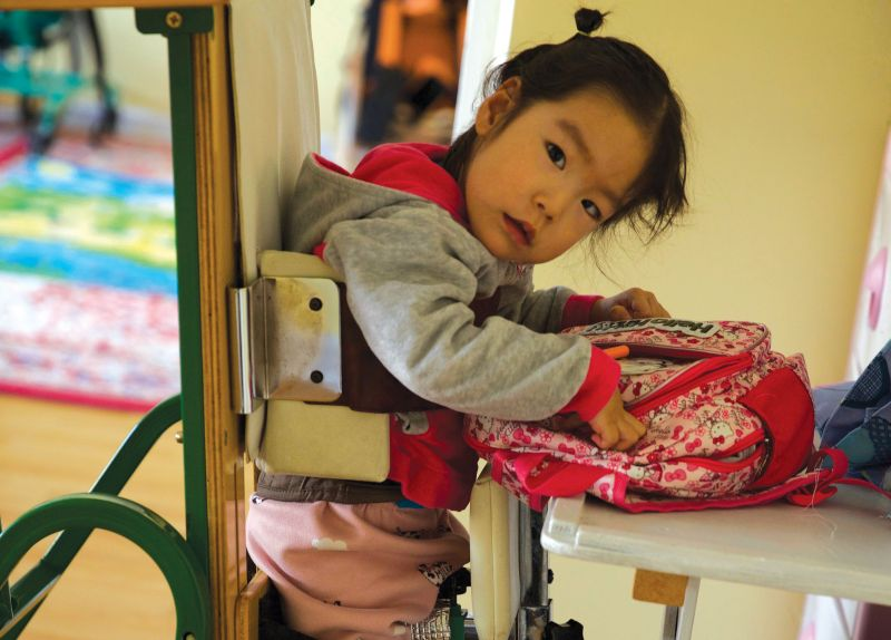 Special Needs Education - Holt International Gifts of Hope