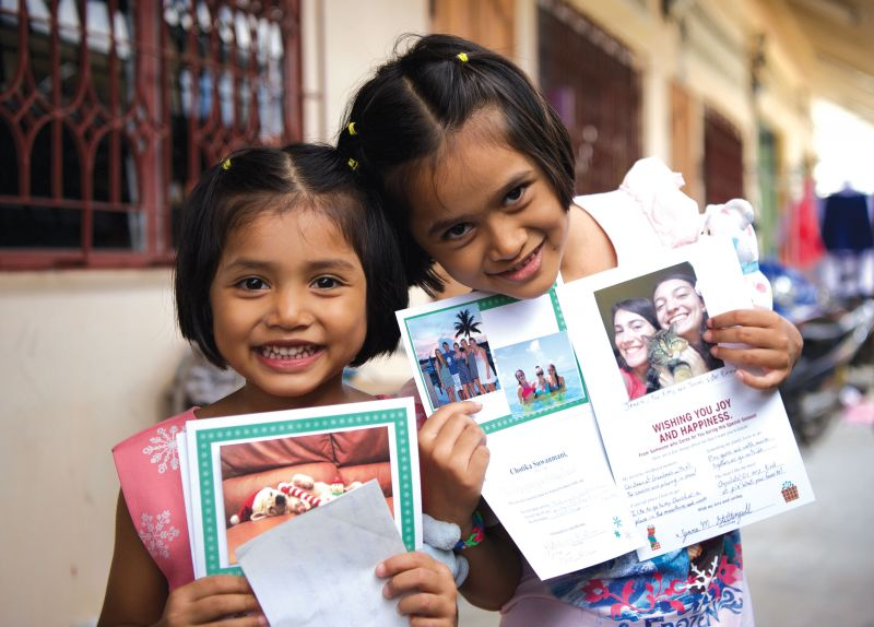 Sponsor a Child - Holt International Gifts of Hope