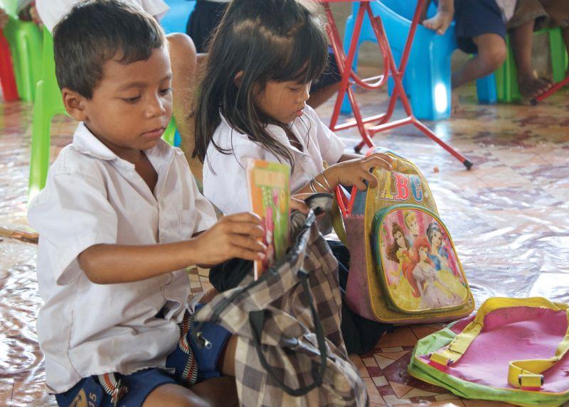 Uniform, Supplies & Scholarship - Holt International Gifts of Hope