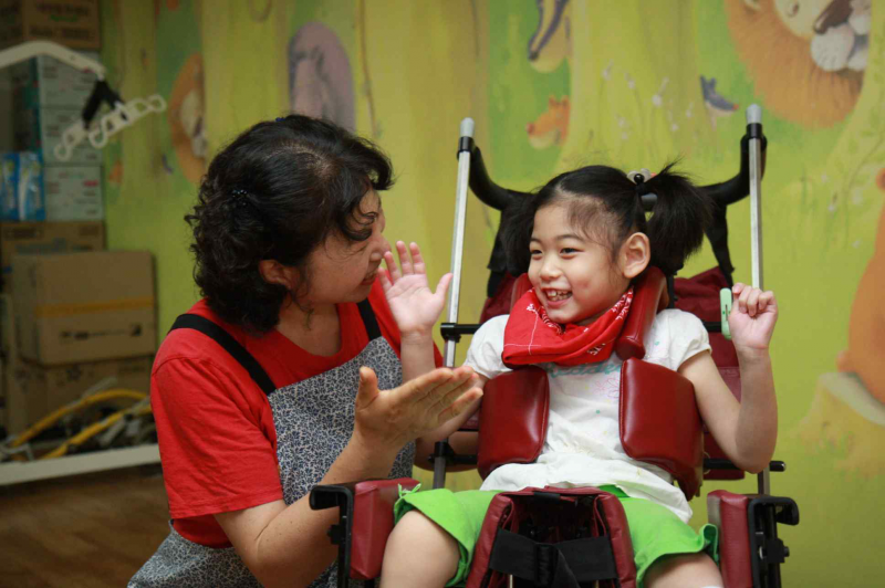 The Gift of a Wheelchair - Holt International Gifts of Hope