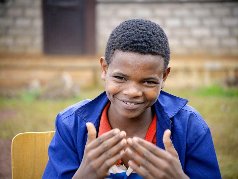 Ethiopia Deaf School - Holt International Gifts of Hope