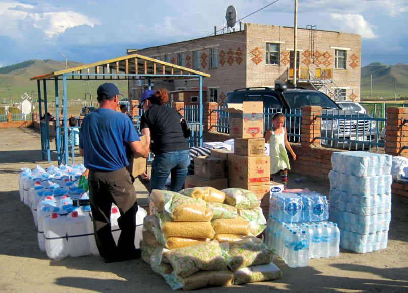 Crisis Response Food & Water - Holt International Gifts of Hope