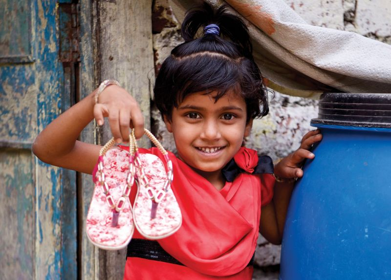 Shoes for 10 Children - Holt International Gifts of Hope
