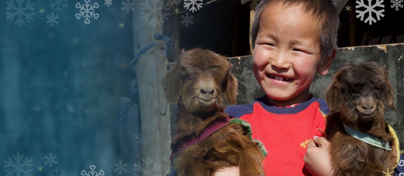 Christmas Gifts of Hope - Holt International