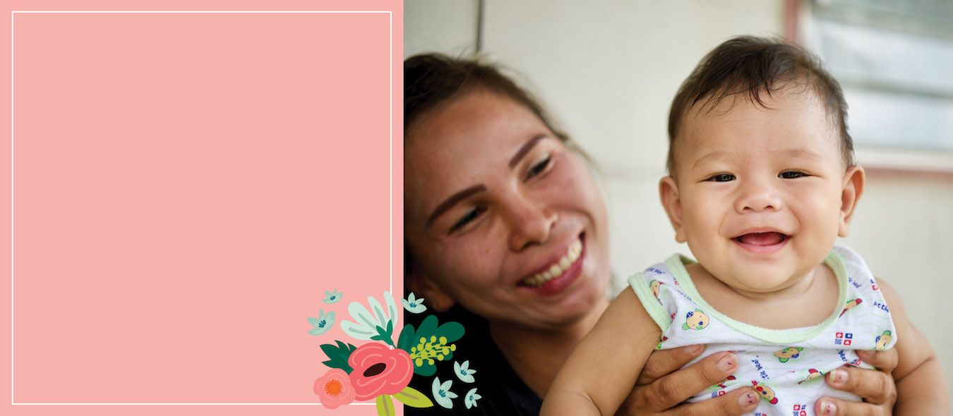 Mother's Day - Holt International Gifts of Hope