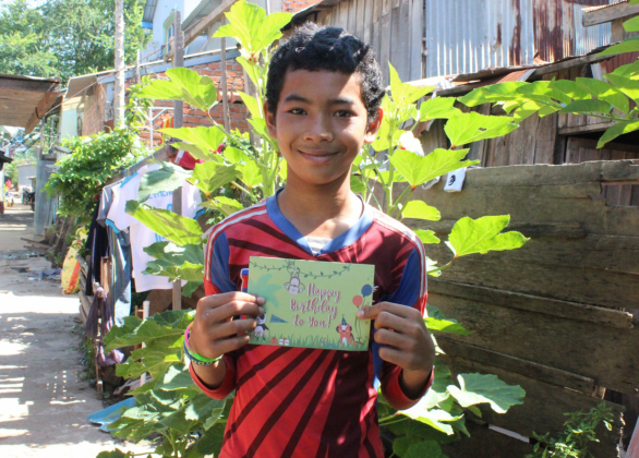 Birthday Gift - Holt International Gifts of Hope