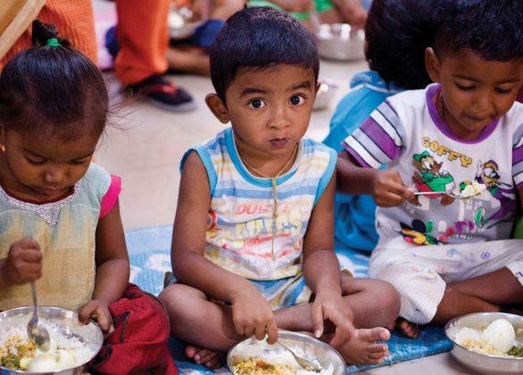 Feed A Hungry Child - Holt International Gifts of Hope