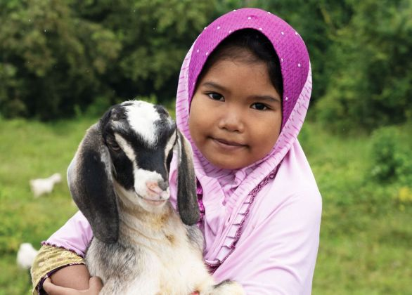 Give A Goat