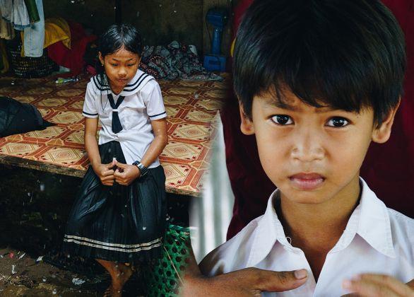 Give Safe Shelter - Holt International