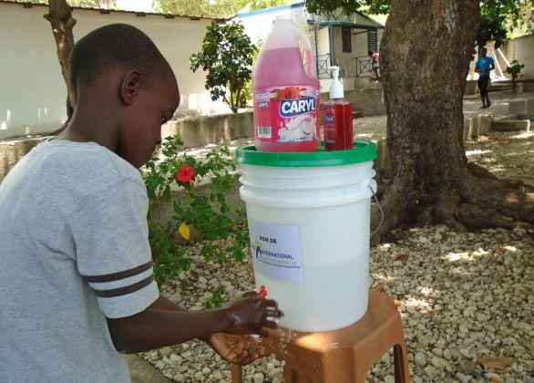 Handwashing Kit - Holt International Gifts of Hope