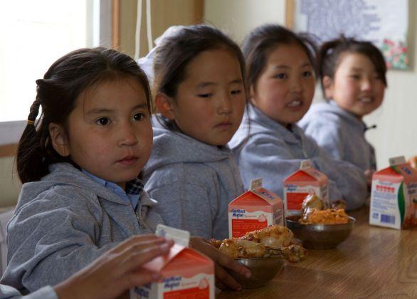 School Lunch - Holt International