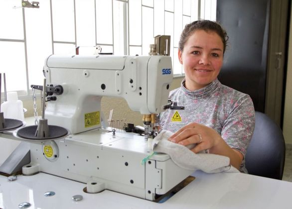 Sewing Machine - Holt International Gifts of Hope