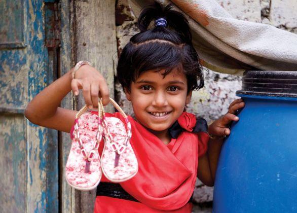 Shoes for 10 Children - Holt International Gifts of Hope