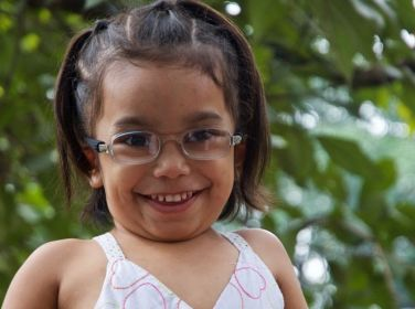 The Gift of Vision - eye glasses for one child