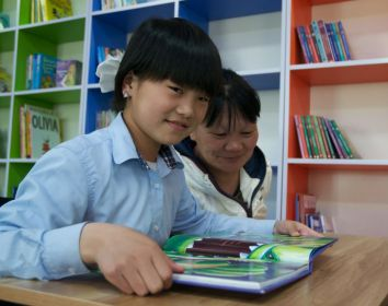 Stock A Classroom with Books